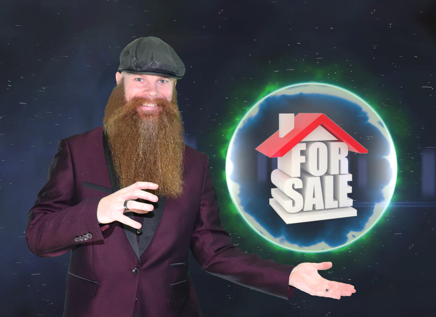Steven Vertz - Coldwell Banker Real Estate Group ...Wizard of Real Estate....and the Largest Beard in Real Estate